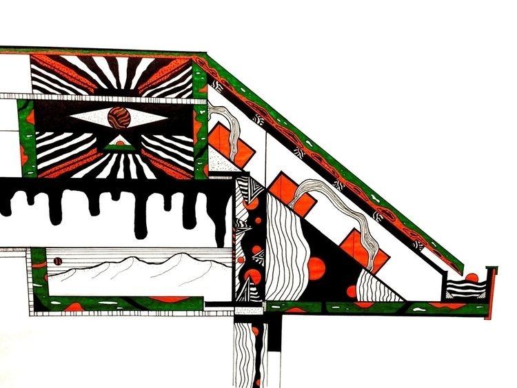 Roof Eave - Gutter Detail 2nd S - stephenpappas | ello