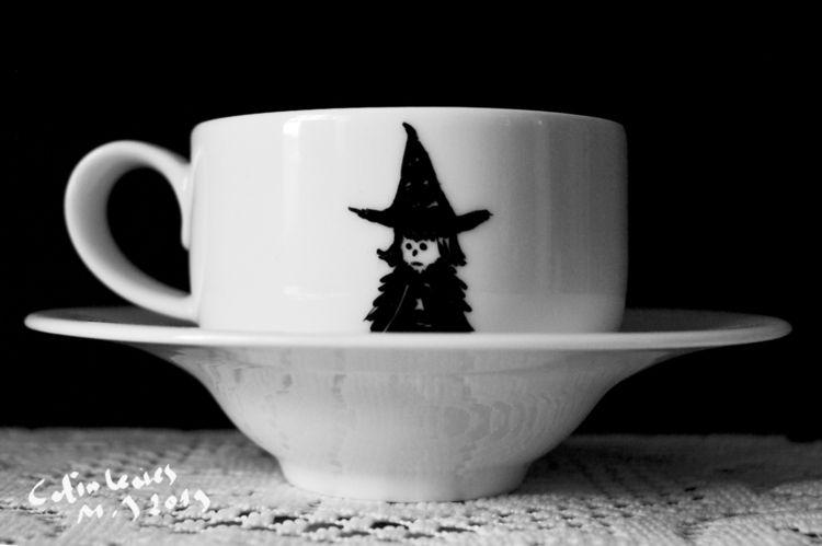 witch, witchg_art, halloween - catinleaves | ello