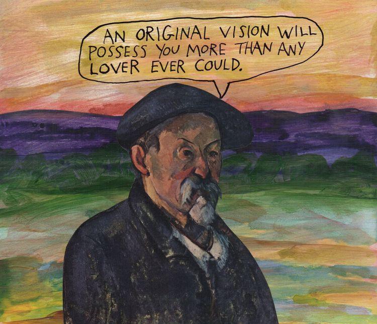 possessed original vision - stoicmike | ello