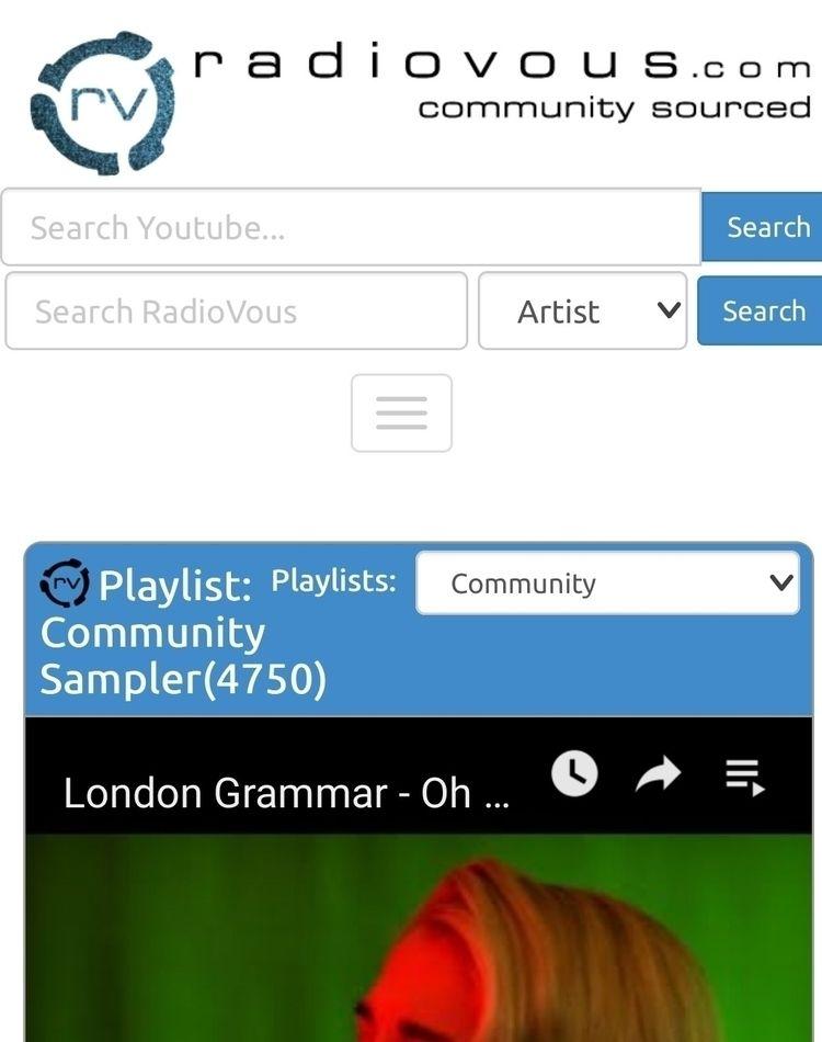 putting radiovous.com undergoin - radiovous   ello