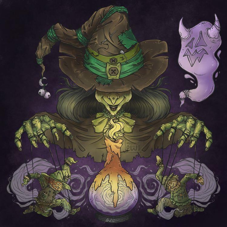 Eve Magic - ready Halloween? co - moondustowl | ello