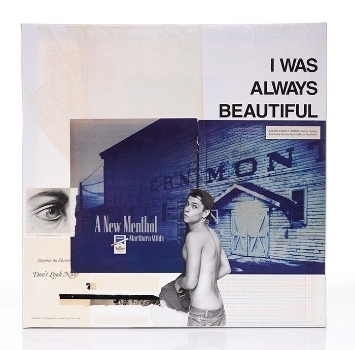 BEAUTIFUL Collage pieces) canva - ericperez   ello