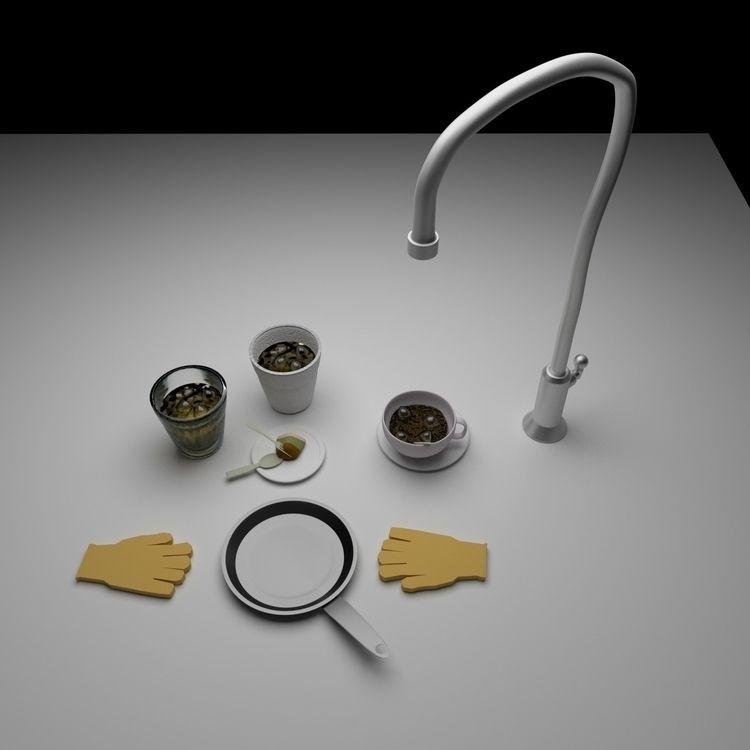 kitchen stuff - islandt   ello