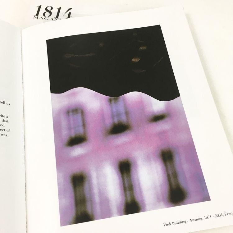 """Pink Building, Awning, 1971 -  - 1814magazine | ello"