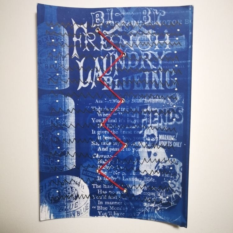 Laundry Blueing :copyright:2019 - robertscozzari | ello