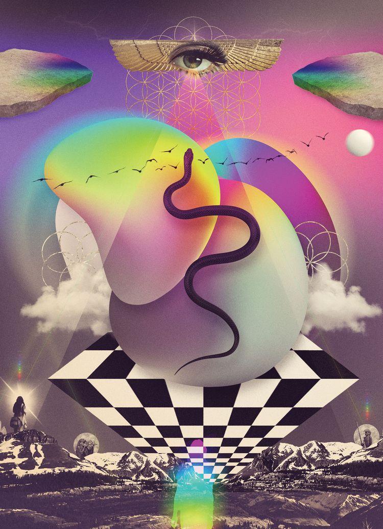 "universe, soul…"" ― Hermes Trism - carolinanino | ello"
