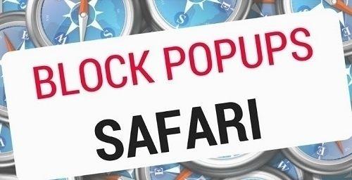 Enable/Disable Blocker Safari?  - aida01 | ello