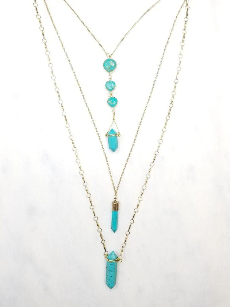 Shop Fashion Trendy Necklaces E - southernhoney   ello