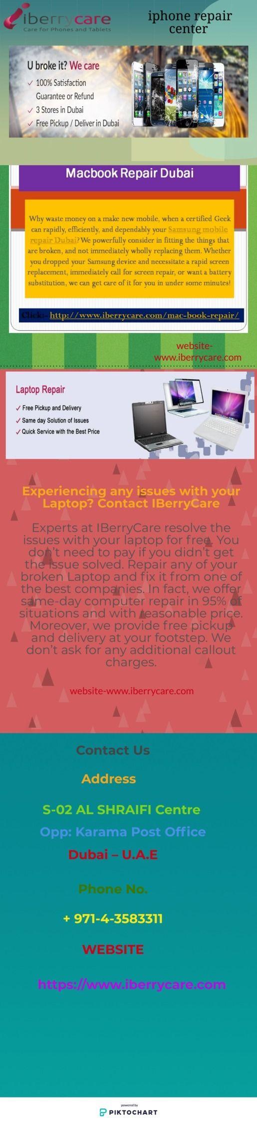 Information ; Visit Website Add - iberrycare   ello