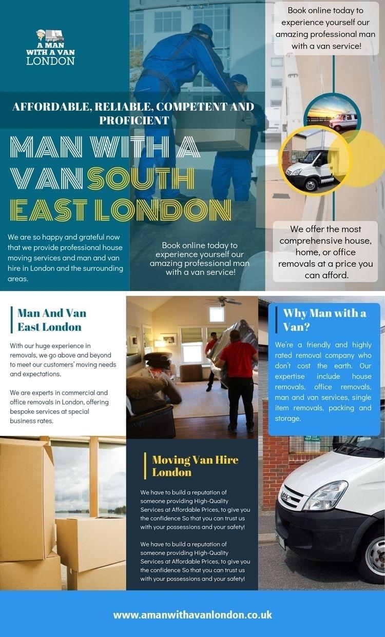 Employ totally insured man van  - amanwithavanlondon | ello