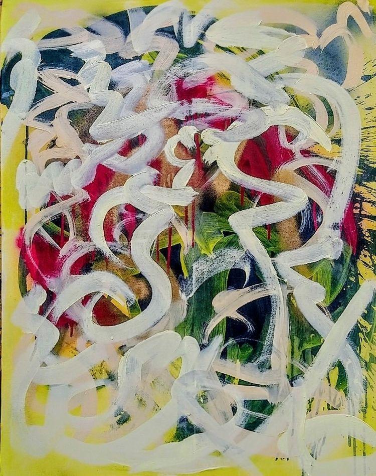 Minor Melody 2019. Oil canvas.  - darcyarts | ello