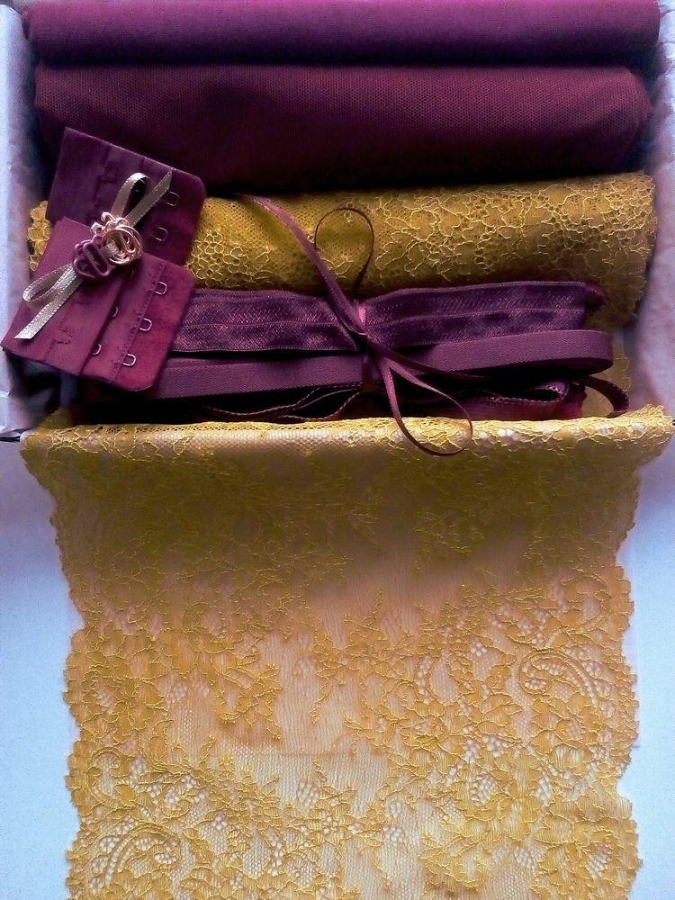Bordeaux turmeric lingerie - belmode   ello