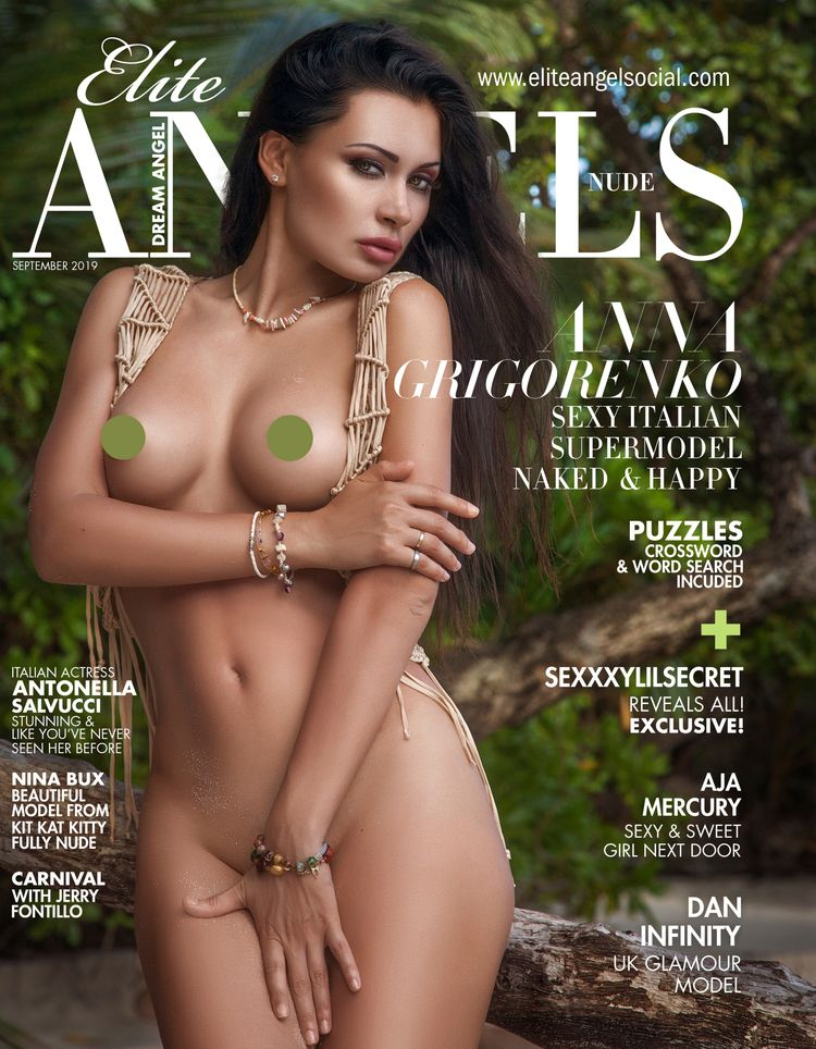 Elite Angels Magazine September - eliteangelsmag | ello