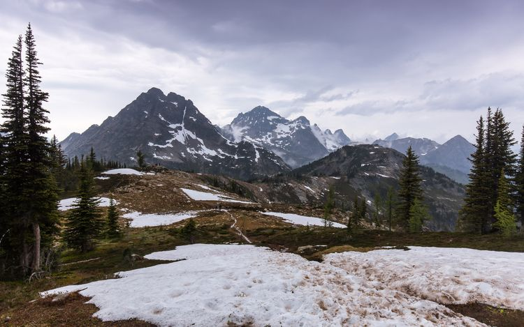 Maple Pass, North Cascades, WA  - papa_delta | ello