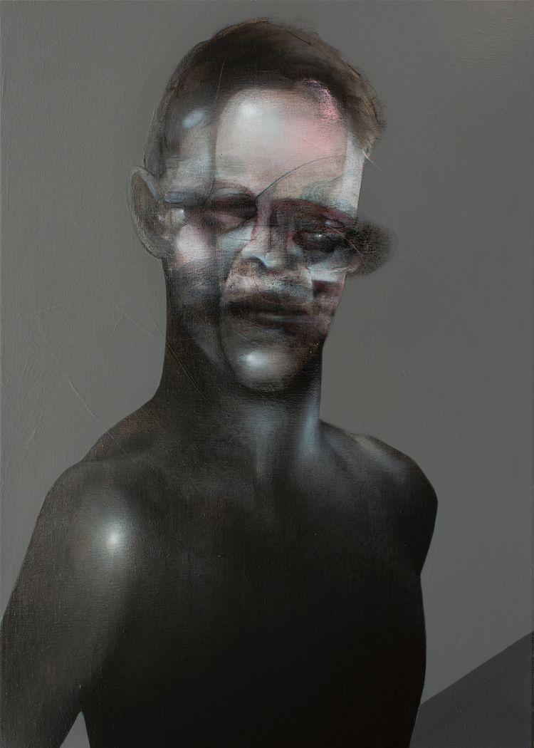 Grey Room Acrylics charcoal can - reuss | ello