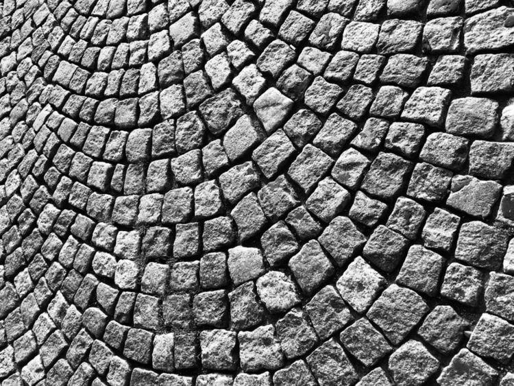 Cube stone - wallpaper - Stone, bw - taari | ello