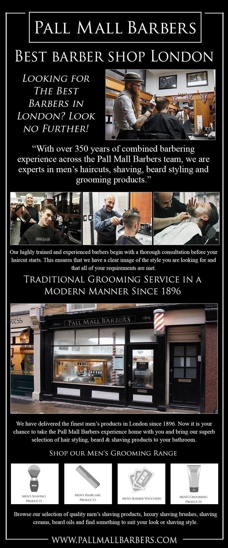 Haircut bleach conscience barbe - barbersinlondon | ello