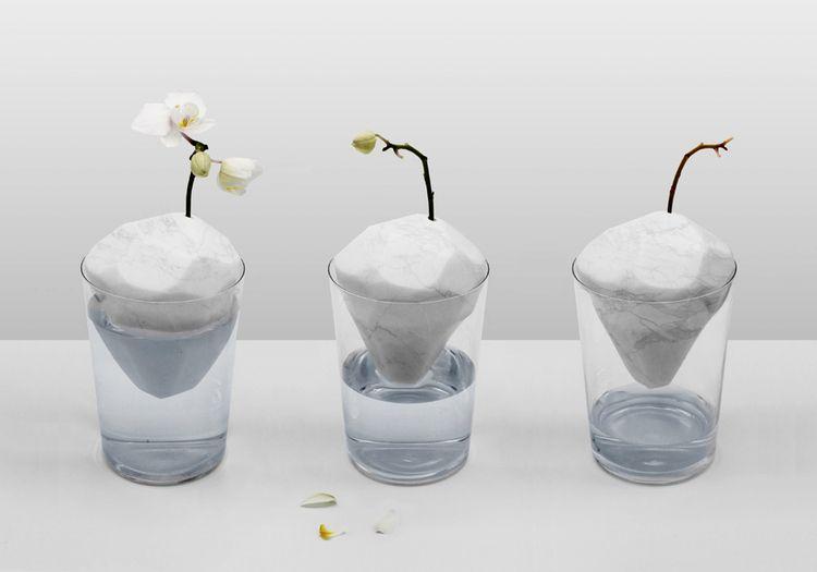 iceberg_vase water happen longe - morenoratti | ello