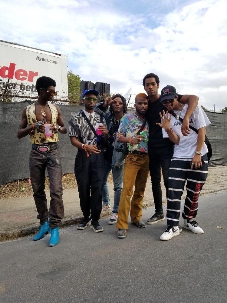 rockstars.. Afropunk - chillyolovesyou | ello