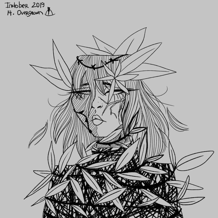 overgrown - cursedsor | ello