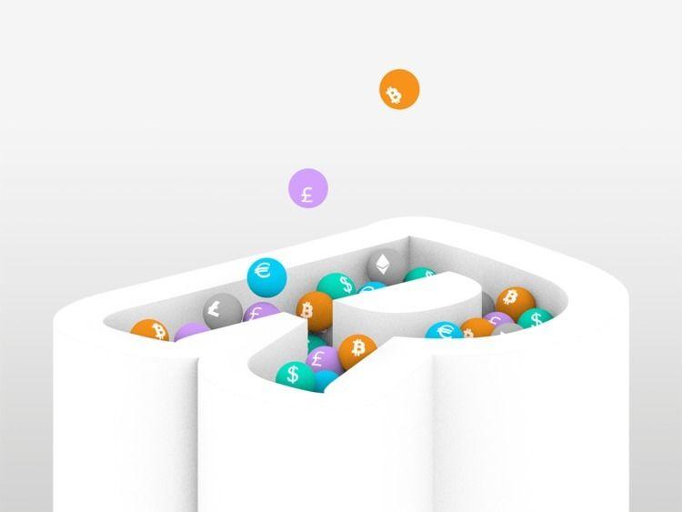 Revolut. App Day - 3d, app, appstore - dmitrykovalev | ello