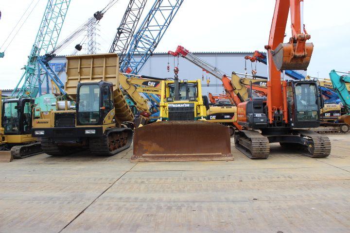 Types Construction Machinery -  - johncraig101 | ello
