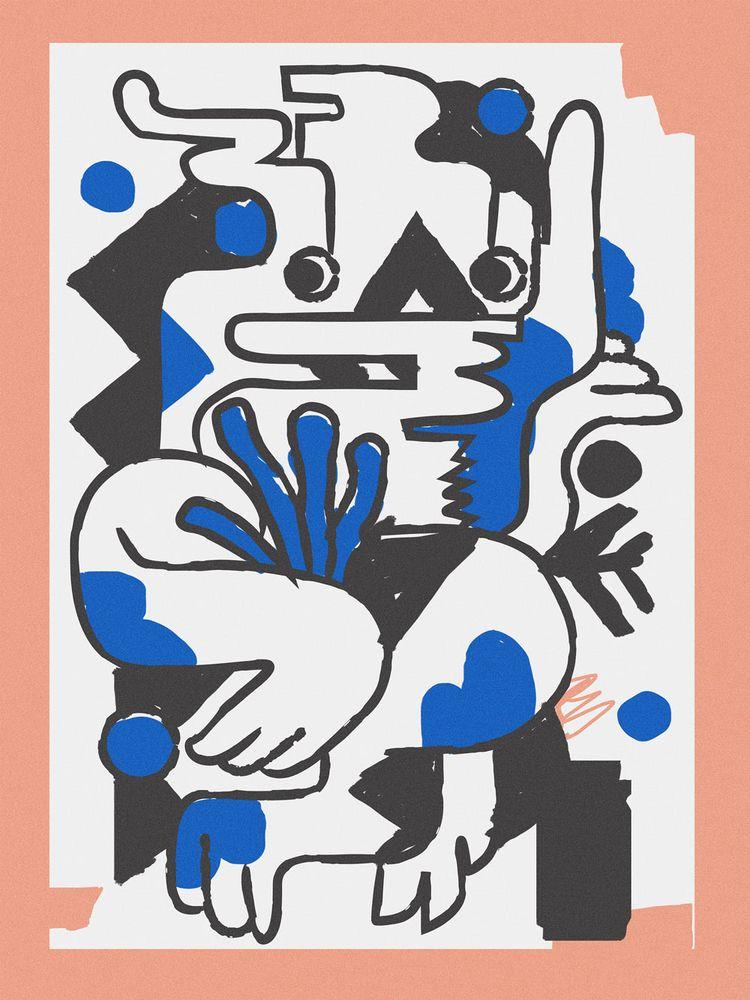 Dorrochima - art, design, print - wilmermurillo   ello