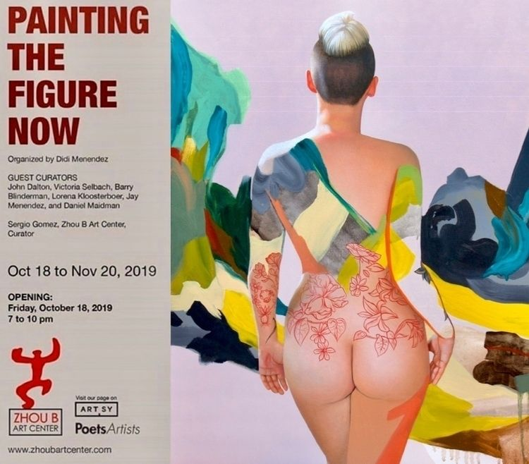 ass 'Painting Figure Exhibition - carlosbob | ello