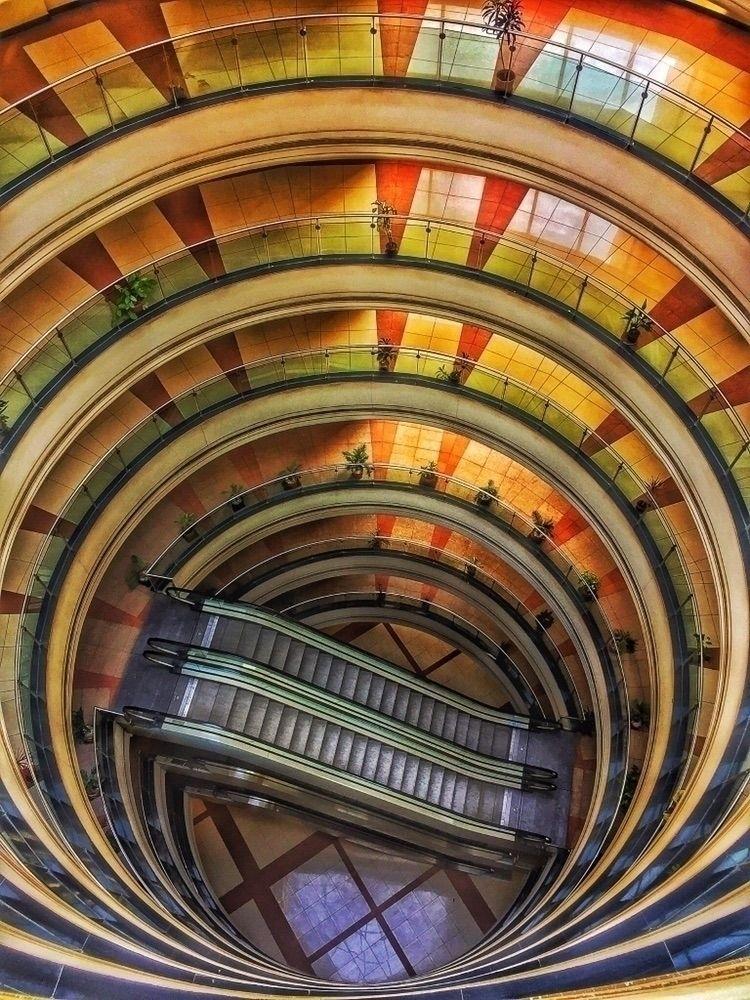 Spiral Void - Architecture, Architect - royanand15 | ello