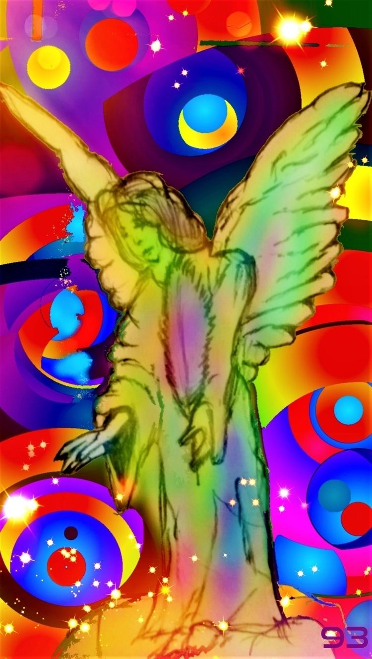 novaexpress93, angel, art, analog - novaexpress93 | ello