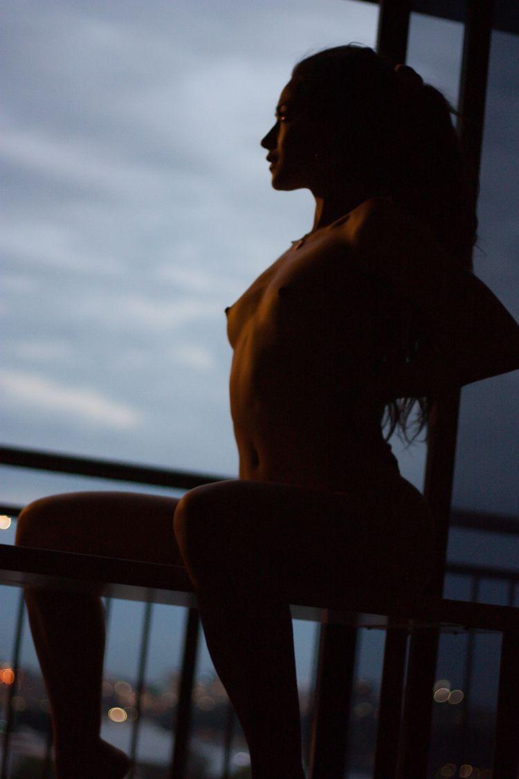 Kaori - session, amazing, silhouette - potshots_photo | ello