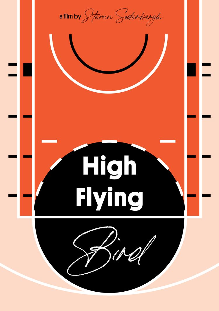 Film poster High Flying Bird (2 - sarahschrauwen | ello