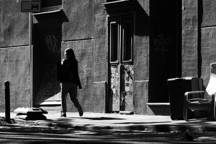 Sundays - streetphotography, blackandwhite - eyeswideshots   ello
