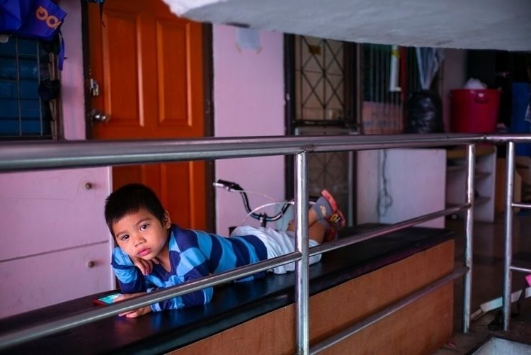 thailand, bangkok, child, boy - karlwong422 | ello