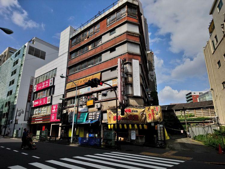 Weathering Yoyogi, Japan - hamchang | ello