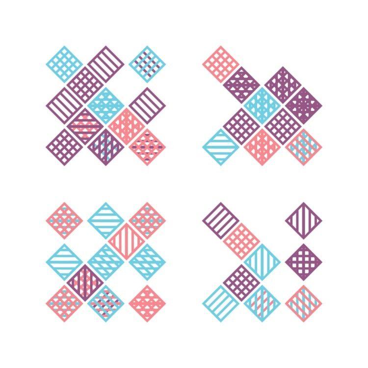Geometric Shapes / 191024 - sasj | ello