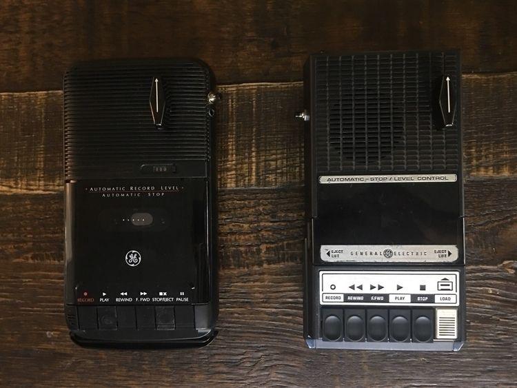 Modified tape recorders! Link c - cashmattock | ello