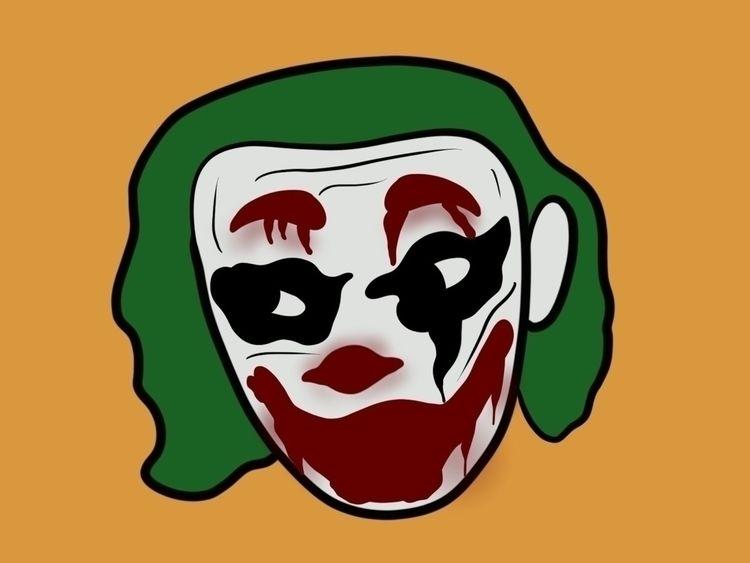 Joker - irenetinchelli | ello