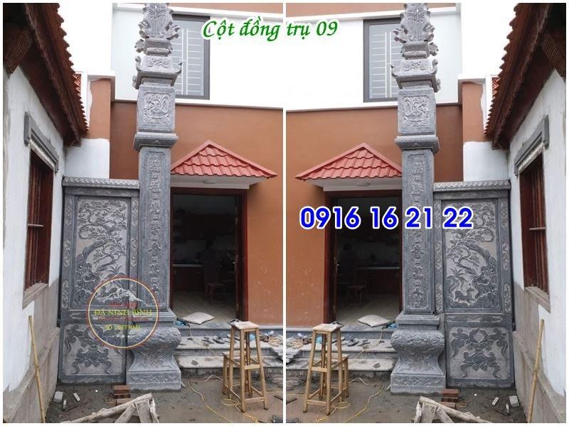 18 mẫu cột đồng trụ nhà thờ họ  - chipboong   ello