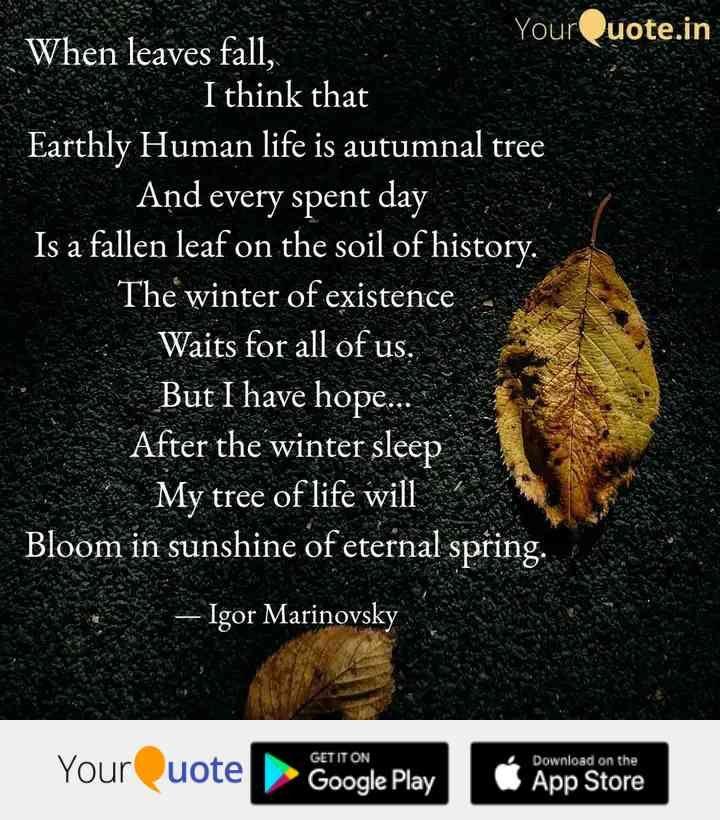 Spiritual Poem life - poetry, poem - igormarinovsky | ello