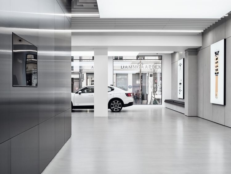 high-performance brand Polestar - weareellectric | ello