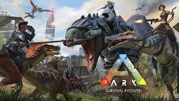 ARK Survival Evolved apk mod at - androgadoapkhack | ello