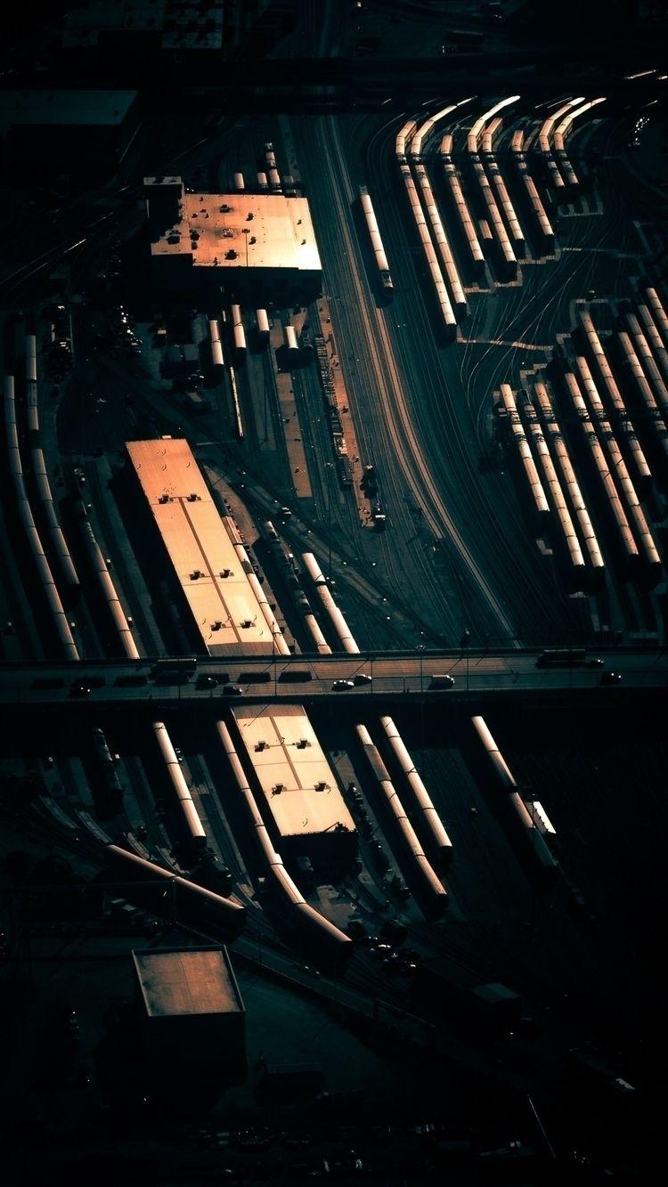 Chicago Train Line - project, f - tomleighton   ello