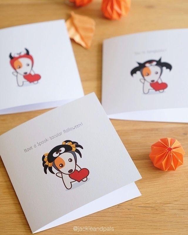 Halloween card - halloween, jackieandpals - gohlikim   ello