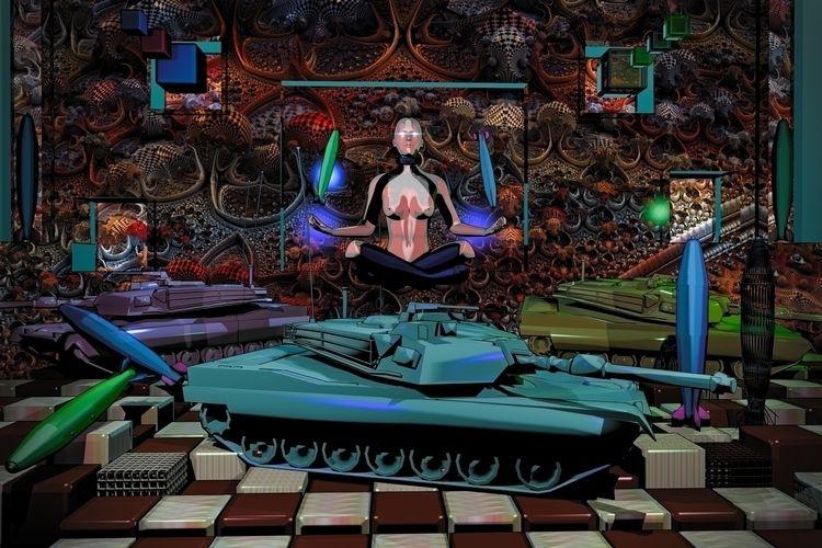 War Algorithm Craig Blackmoore  - cblackmoore | ello