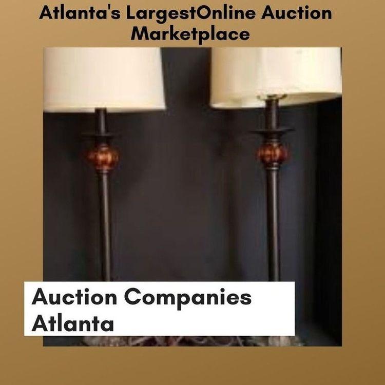 auction company Atlanta? market - gleatons | ello