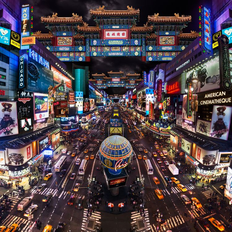 '7th Avenue' image show York ca - tomleighton   ello