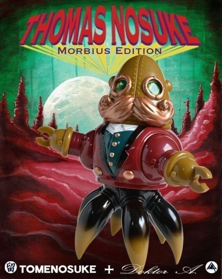 Thomas Nosuke Morbius Red editi - doktor_a | ello