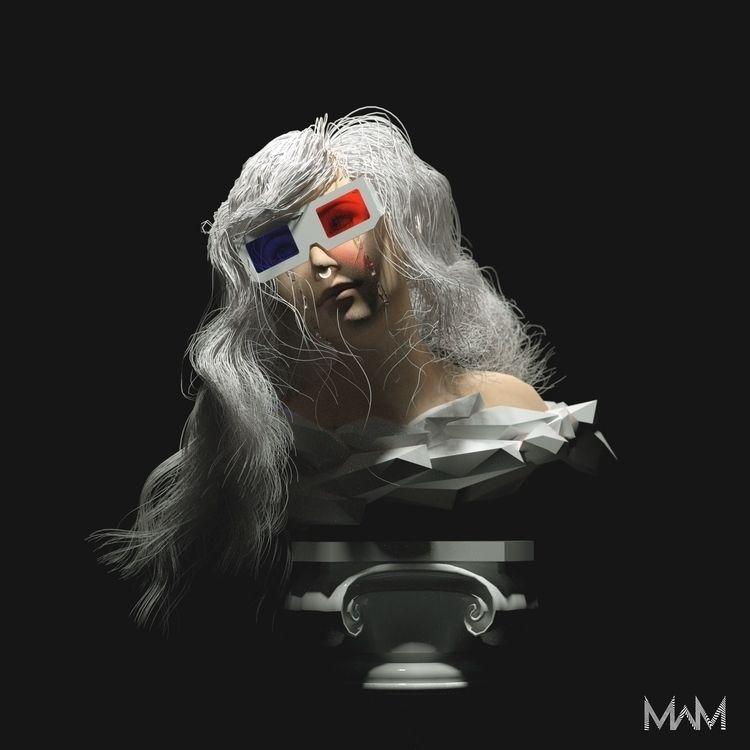 3D - 3d, cgi, cinema4d, elloartdigitalart - midwest_misfit   ello