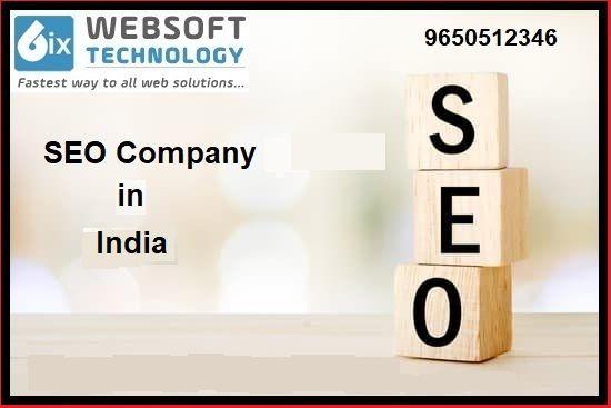 Rank Choosing SEO Company India - 6ixwebsoft | ello